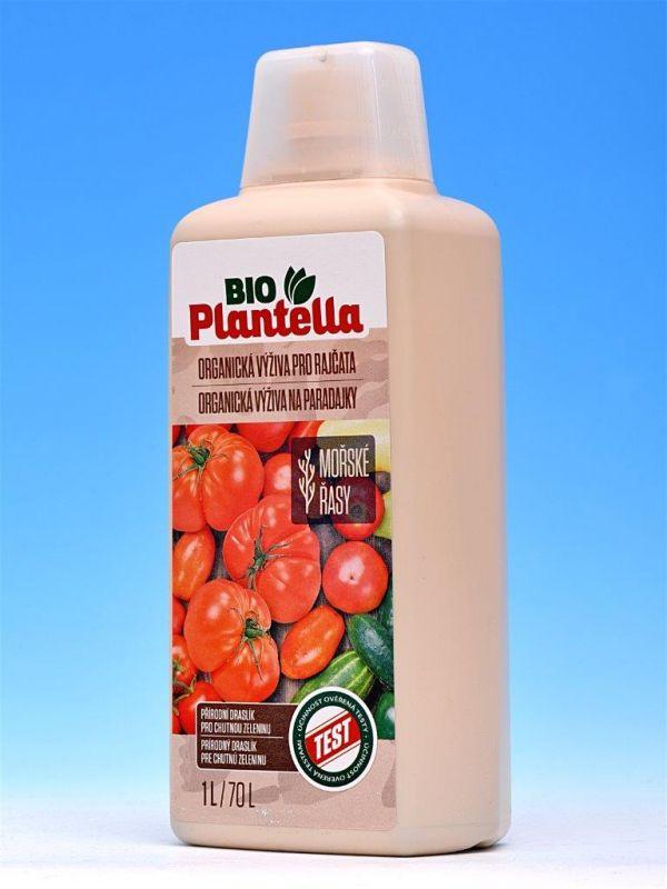 Bio Plantella Organické hnojivo pro rajčata 1l
