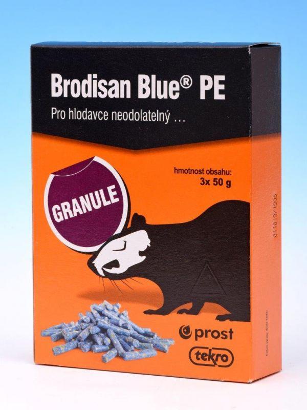 Brodisan Blue PE 3x50g