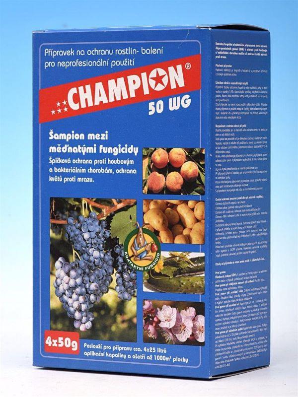 CHAMPION 50 WG 4×50g