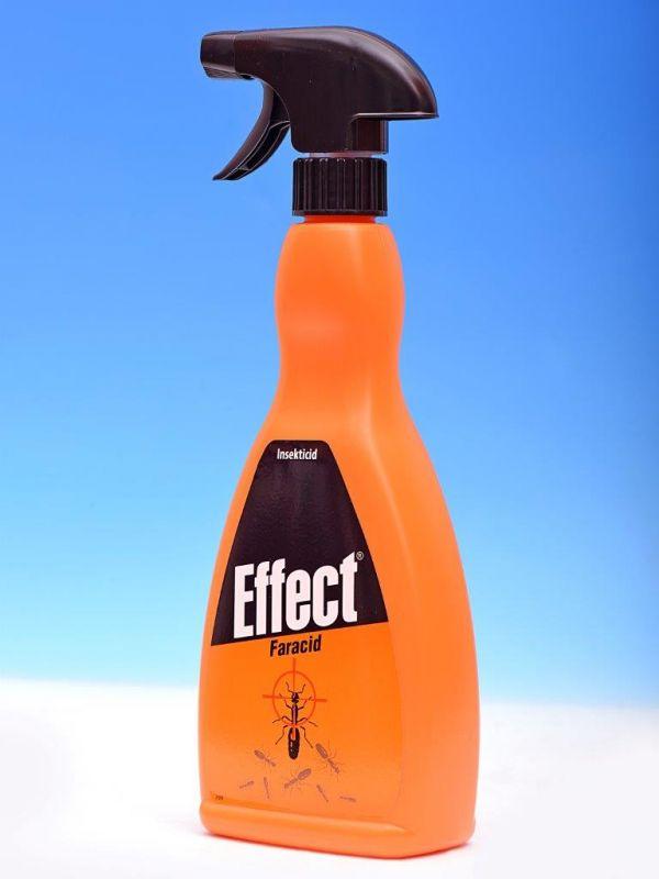 Effect FARACID proti mravencům faraonům 500ml