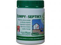 Enzym žumpy a septiky Bacti ZS 500g