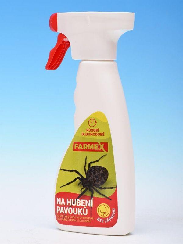 Farmex na hubení pavouků 250ml