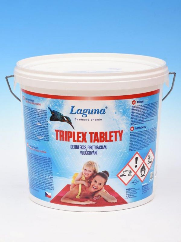 Laguna Triplex tablety 5kg