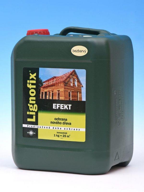 Lignofix Efekt bezbarvý 5kg