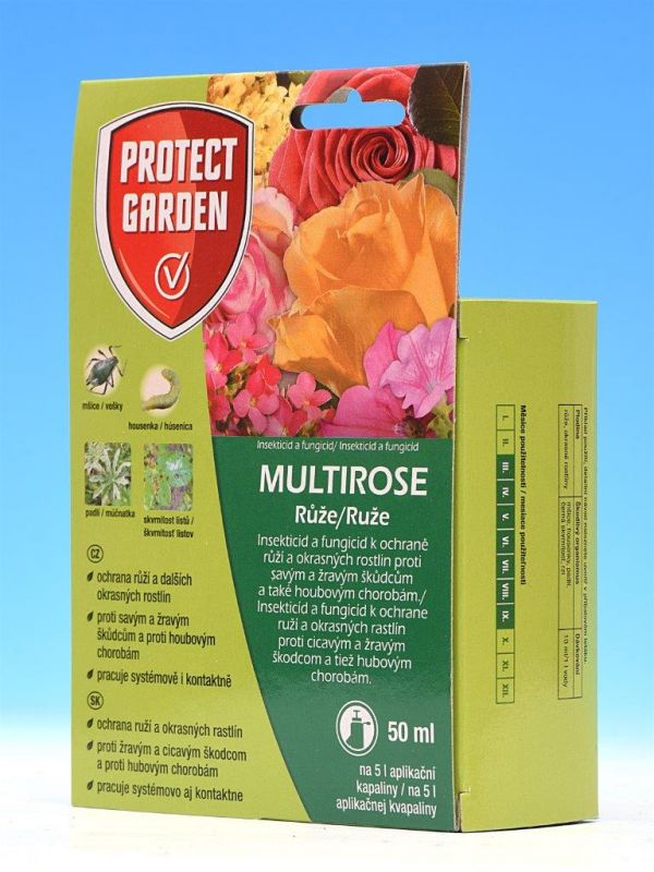 Multirose 50ml