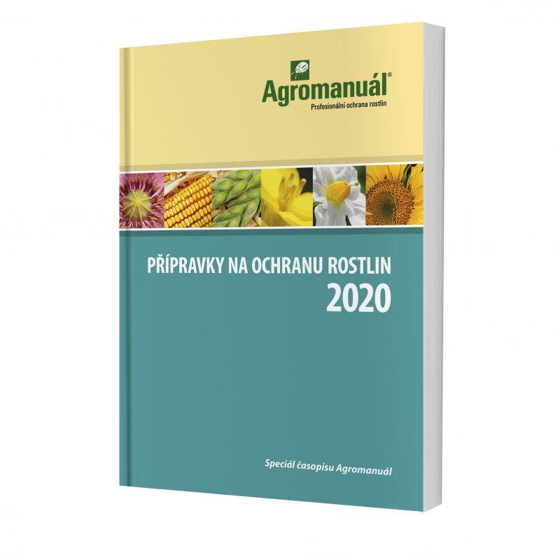 Přípravky na ochranu rostlin 2020 • Balení: 1 ks
