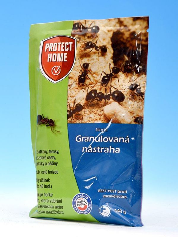 Protect Home granulovaná nástraha na mravence 140g