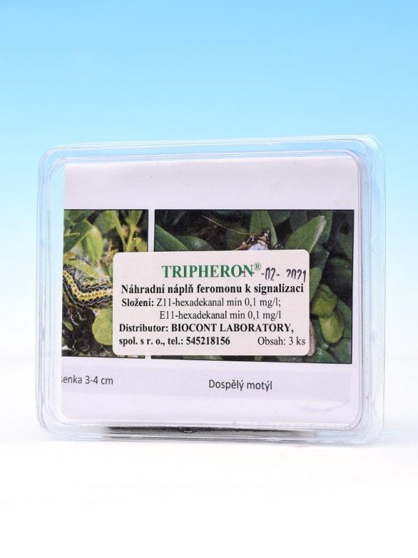 Triferon Náhradní feromony na zavíječe zimostrázového 3ks