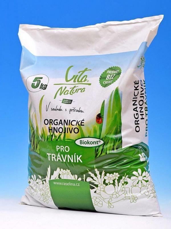 Vita Natura Hnojivo pro trávník 5kg
