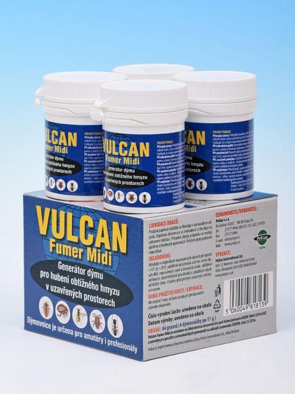 Vulcan Fumer Midi dýmovnice 4x11g