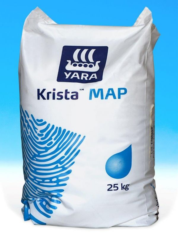 YaraTera KRISTA MAP 25 kg