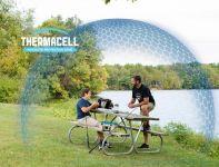 Thermacell MR-9W- odpuzovač komárů terasová lucerna černá