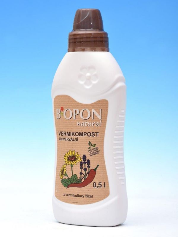Biopon Vermikompost Univerzál 500ml