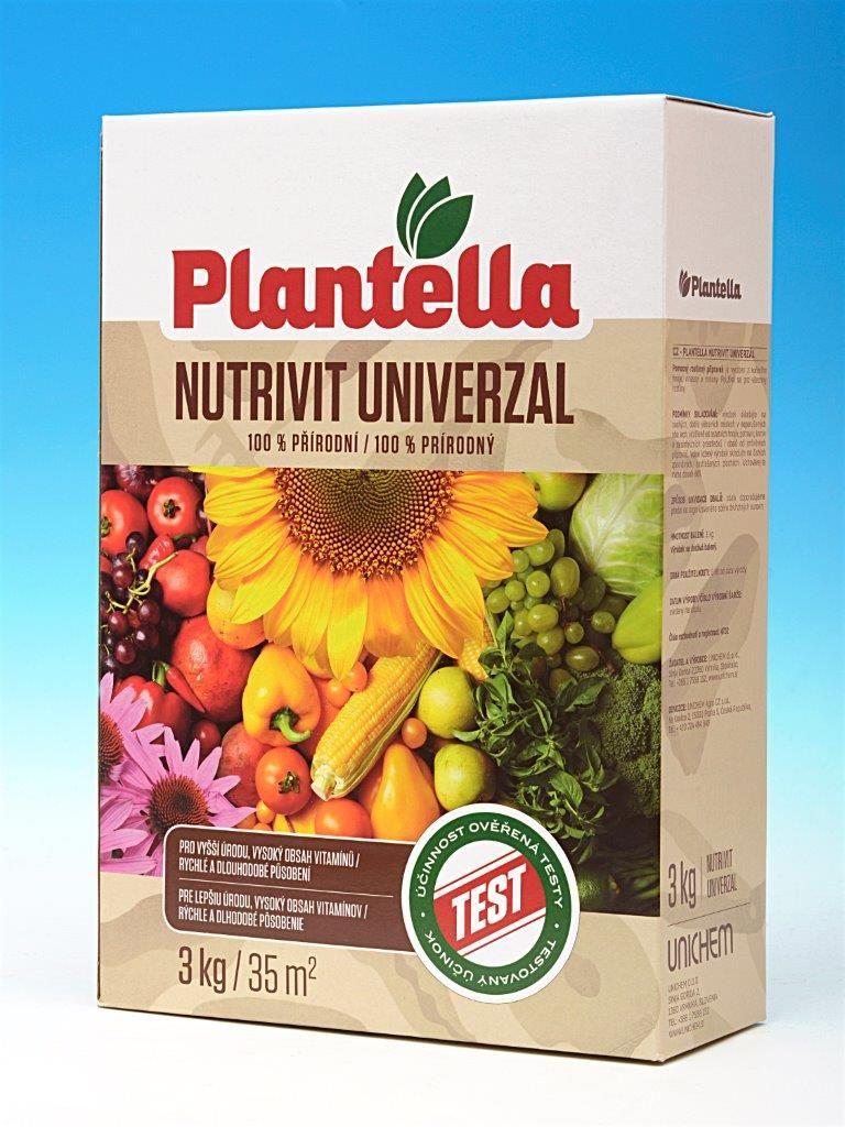 PLANTELLA Nutrivit Univerzal 3kg