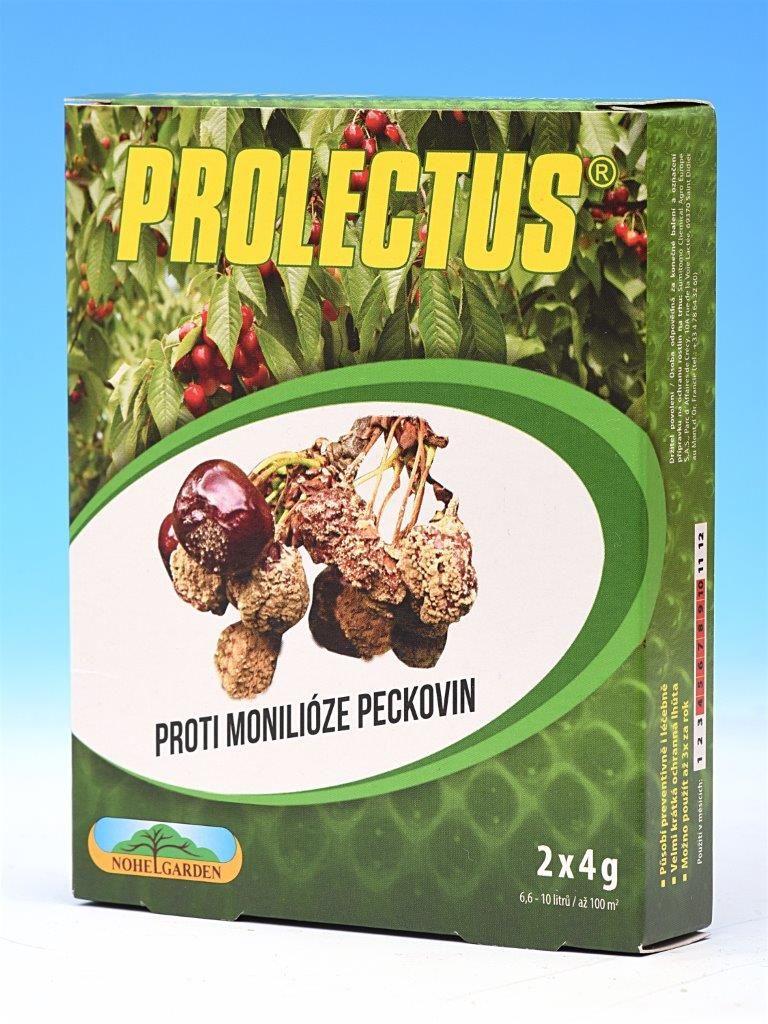 Prolectus proti moniliové spále a hnilobě peckovin 2x4g