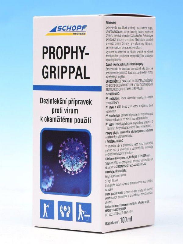 Prophygrippal dezinfekční přípravek 100ml