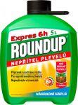 Roundup Expres 5L Pump & Go náhradní náplň