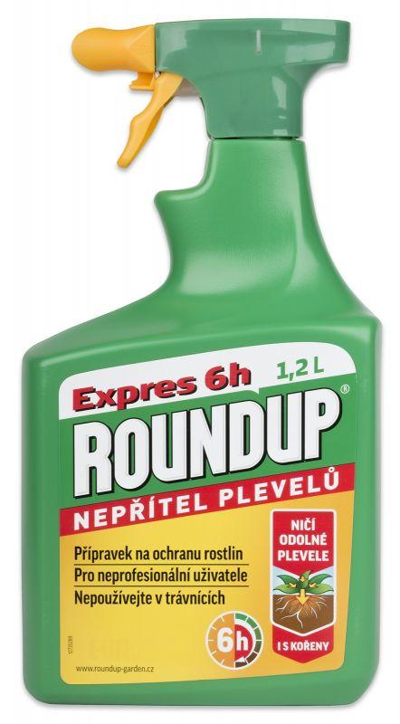 Roundup Expres rozprašovač 1,2l