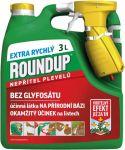 Roundup Extra Rychlý rozprašovač 3l