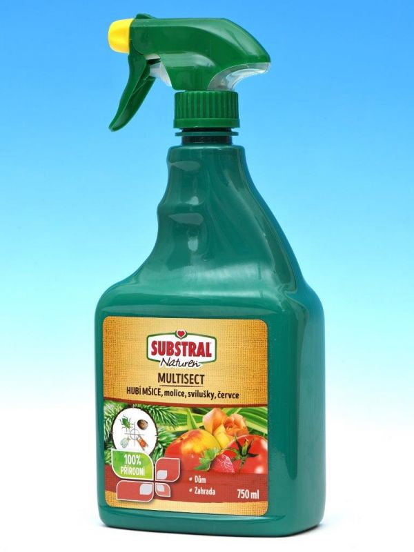 Substral Naturen MULTISECT postřik 750ml
