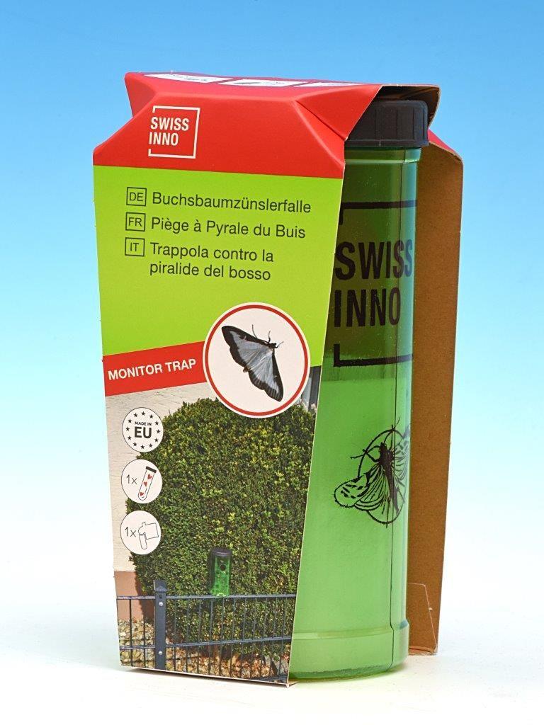 Swiss Feromonový lapač na zavíječe zimostrázového
