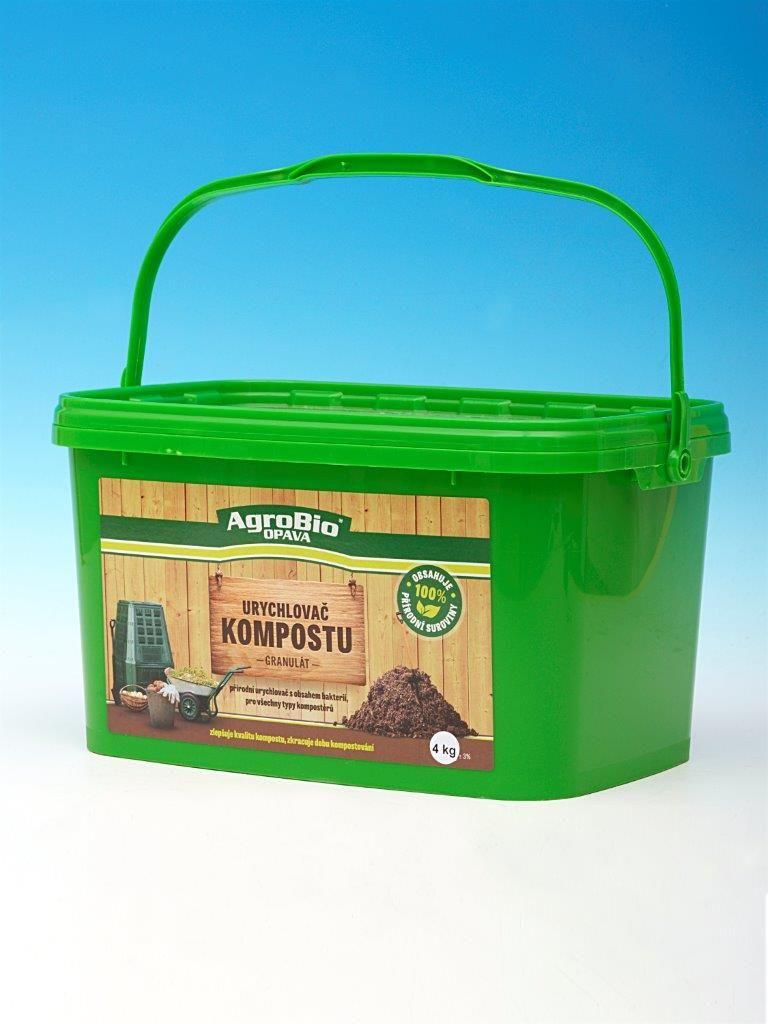 Urychlovač kompostu granulát 4kg